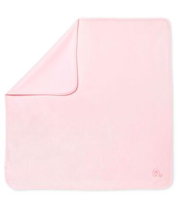 Unisex Baby Decke rosa Vienne