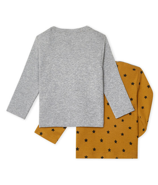 2er-Set langärmelige Baby-T-Shirts für Jungs lot .