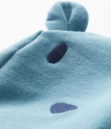 Entzückende Baby-Mütze Unisex aus Stretch-Molton
