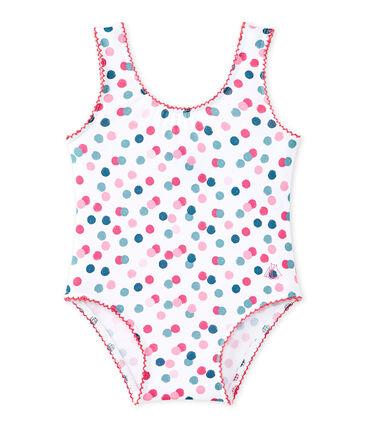 Bedruckter Baby-Mädchen-Badeanzug