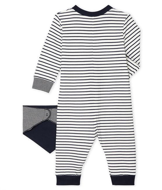 Lange Baby-Kombination mit Reißverschluss für Jungen lot .