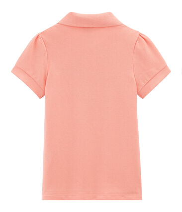 Kurzärmeliges Kinder-Polohemd Mädchen