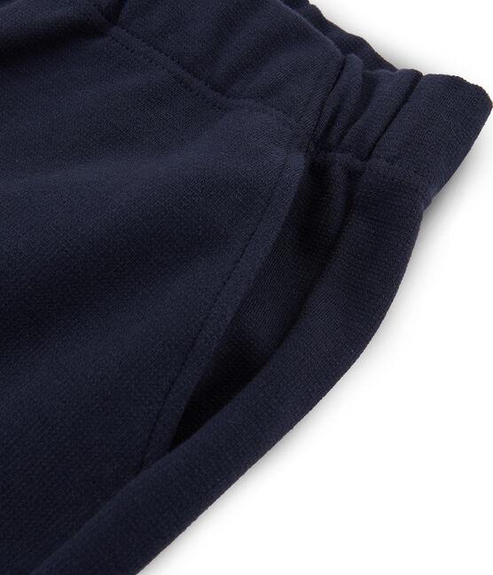 Damenhose blau Smoking