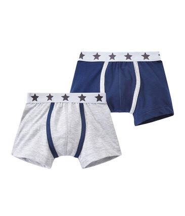 Jungen-Boxershorts im 2er-Set lot .