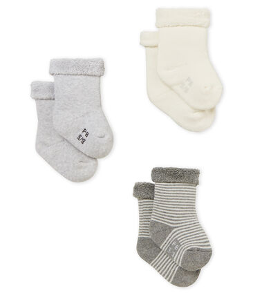 3er-Set baby-strümpfe unisex lot .