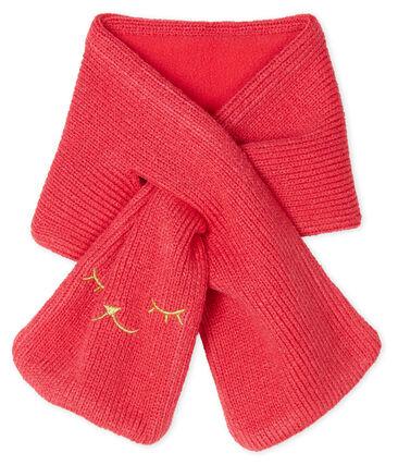 Baby-Schal für Mädchen mit Fleecefutter