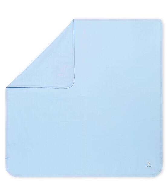 Unisex Baby Decke blau Fraicheur