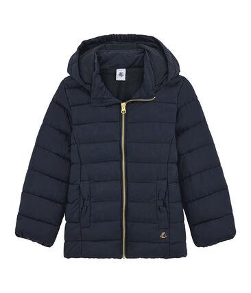 Jacke für Mädchen blau Smoking