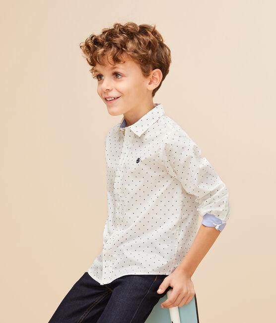 Bedrucktes Kinderhemd für Jungen COQUILLE/MAKI