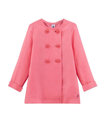 Kinderjacke Mädchen rosa Cupcake