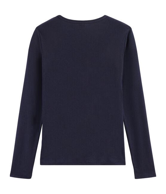 Ikonisches langärmliges T-Shirt für Damen SMOKING