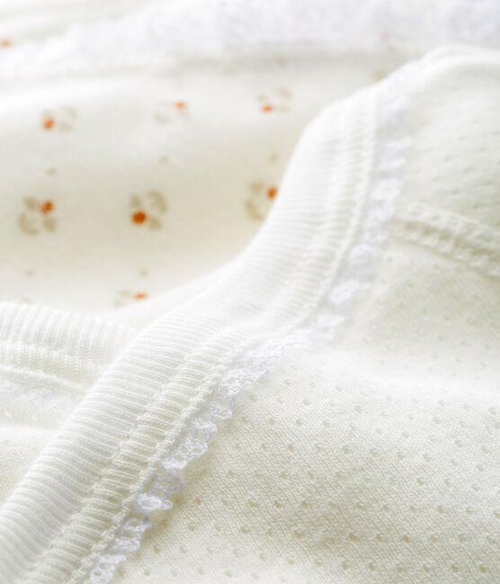 Duo Baby-Bodys für neugeborene Mädchen lot .