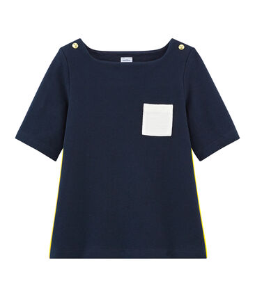 Mädchen-T-Shirt 3/4-Ärmel