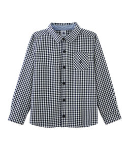 Hemd mit Karomuster für Jungen