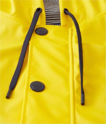Ikonische Regenjacke Unisex gelb Jaune