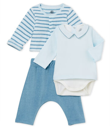 3-Teiliges baby-ensemble unisex