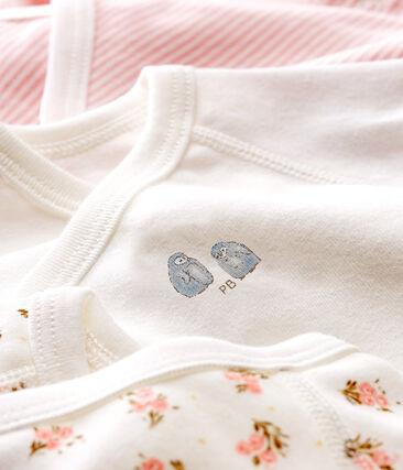 3er-Set kurzärmelige Baby-Bodys für Neugeborene lot .