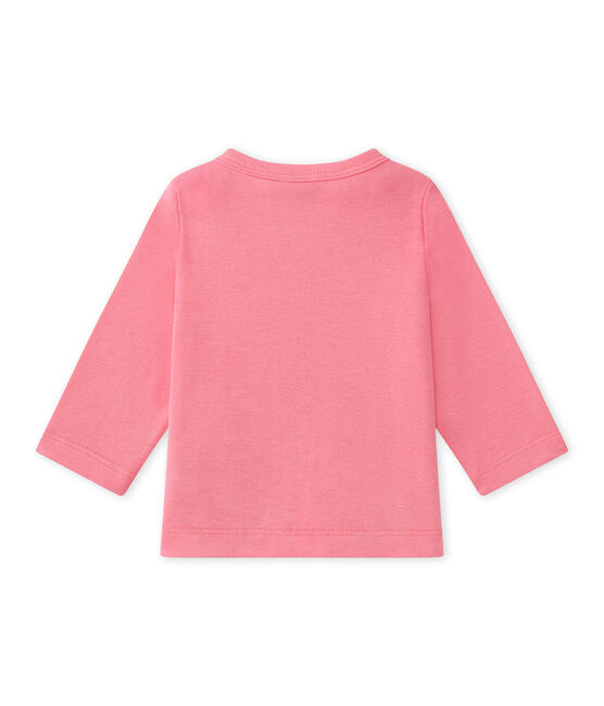 Baby-Mädchen-Cardigan rosa Petal