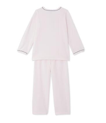 Mädchen-Schlafanzug aus Nicki