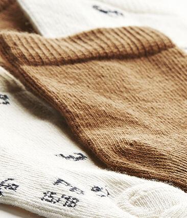 Baby-Jungen-Socken im 2er-Set