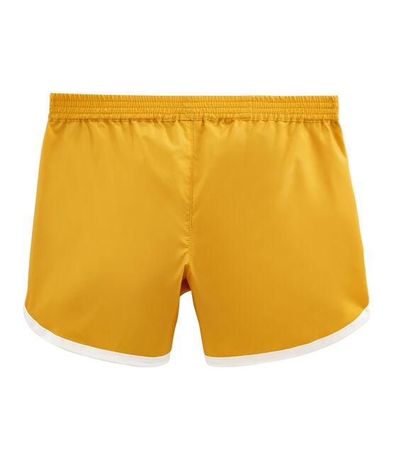 Kinder-Short Mädchen gelb Boudor