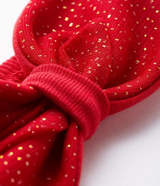 Baby-Haarband für Mädchen rot Terkuit / gelb Or