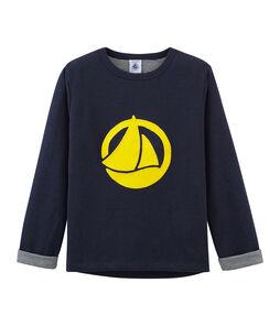 Langärmeliges Kinder-T-Shirt Jungen
