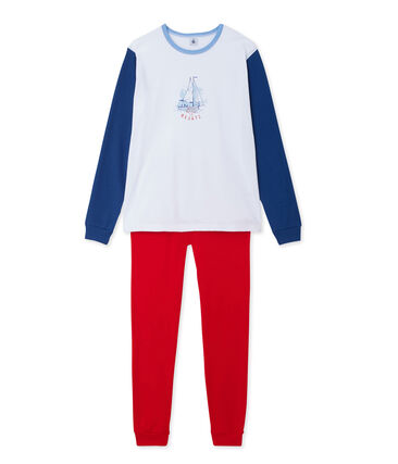 Teenie-Jungen-Schlafanzug mit Motiv