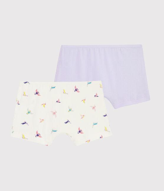 2er-Set Shortys für kleine Mädchen lot .