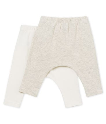 2er-Set baby-leggings unisex