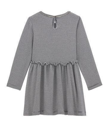 Klassisches Mädchen Kleid
