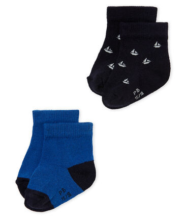 Baby Jungen Socken im 2er-Set lot .