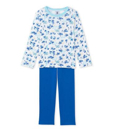 Bedruckter Jungen-Schlafanzug
