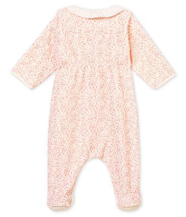Baby MädchenBodyjama aus Baumwoll Nicki mit Print