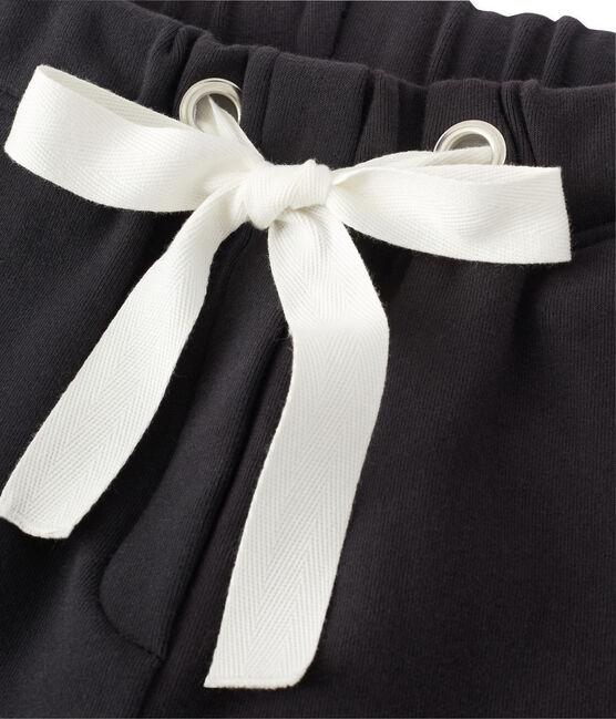 Pantalon femme en coton stretch grau Capecod