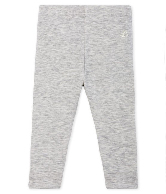 Baby-Leggings grau Beluga