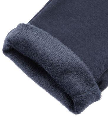 Warme Molton-Hose für Jungen