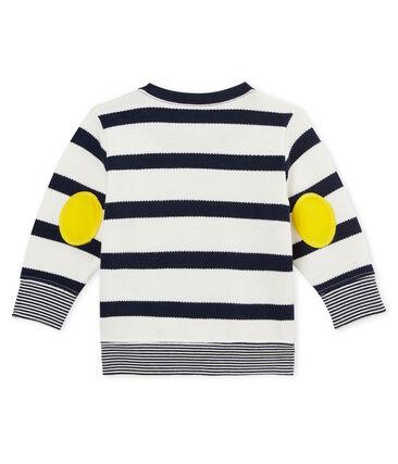 Baby-Sweatshirt mit seemannsstreifen jungen