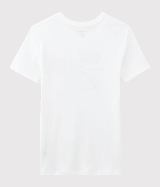 T-Shirt für Damen Serge Bloch weiss Ecume