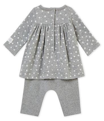 Baby MädchenKleid mit Leggings