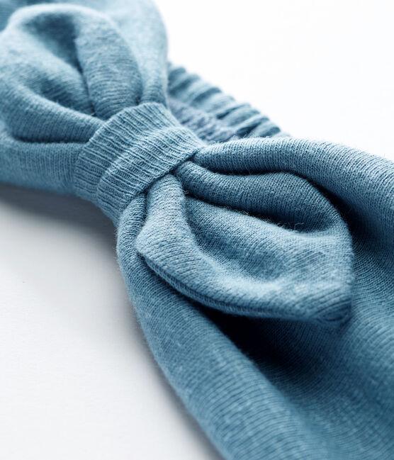 Baby-haarband mädchen blau Fontaine