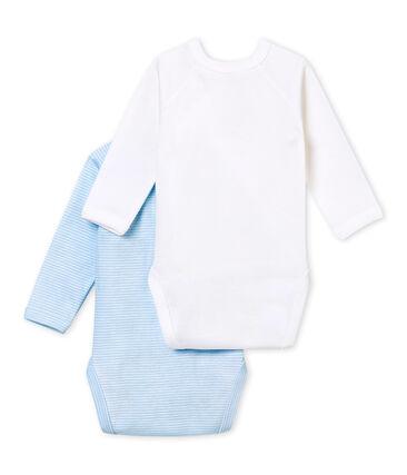 Duo Baby-Bodys für neugeborene Jungen