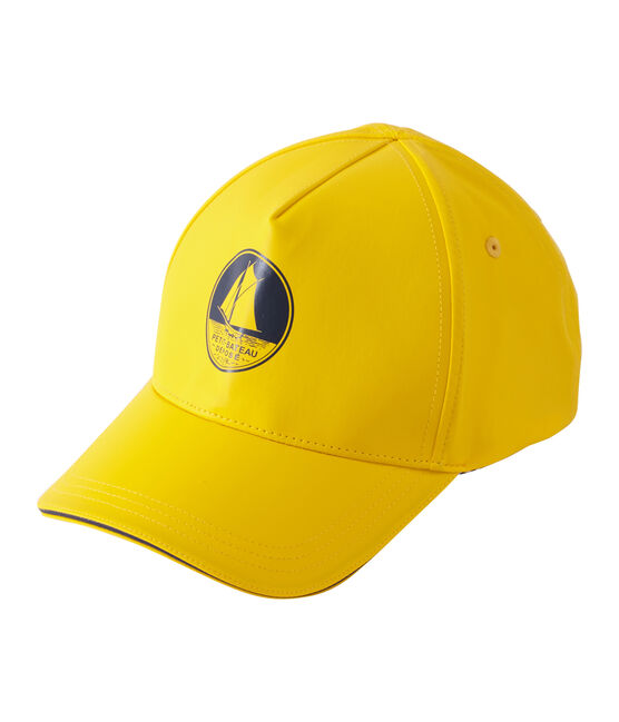 Kappe gelb Jaune