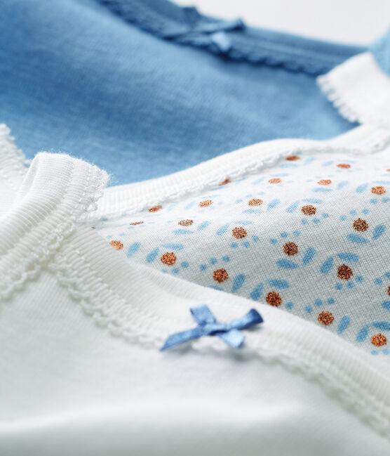 3er-Set Baby-Trägerbodys für Mädchen lot .