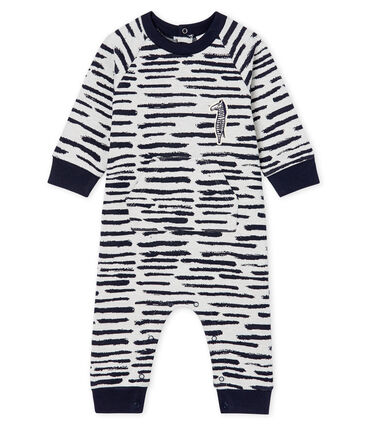 Langer Baby-Overall für Jungen von Jean Jullien