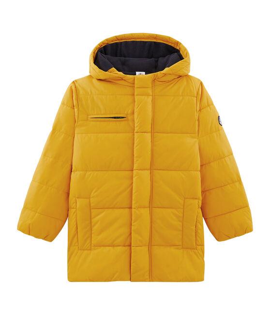 Kinder-Jacke Jungen gelb Boudor