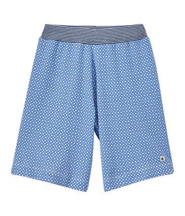 Bedruckte Jungen-Shorts