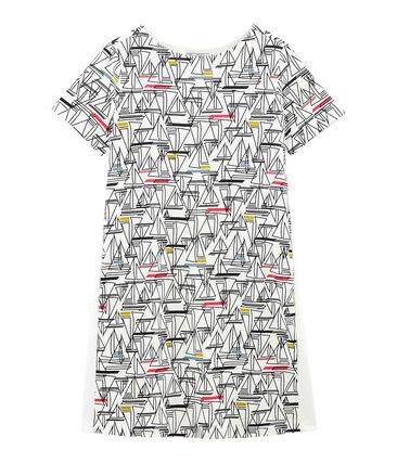 Kurzärmeliges kleid damen