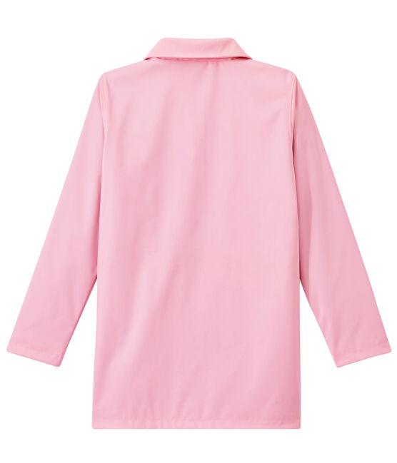 Damen-Regenjacke im City-Look rosa Babylone