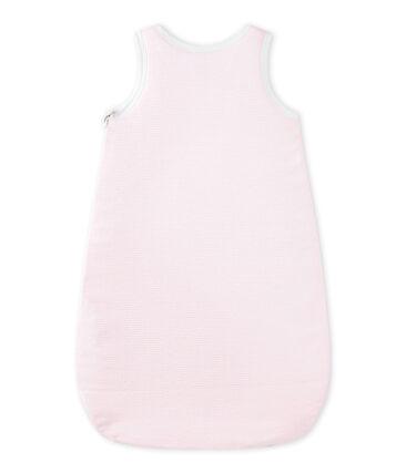 Geringelter Baby-Mädchen-Schlafsack